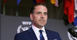 拜登的小兒子亨特拜登是Rosemont系列公司的合夥人(圖片:Getty Images)