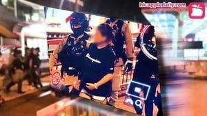 港警抓19歲孕婦 男警闖產房看守引各界震怒