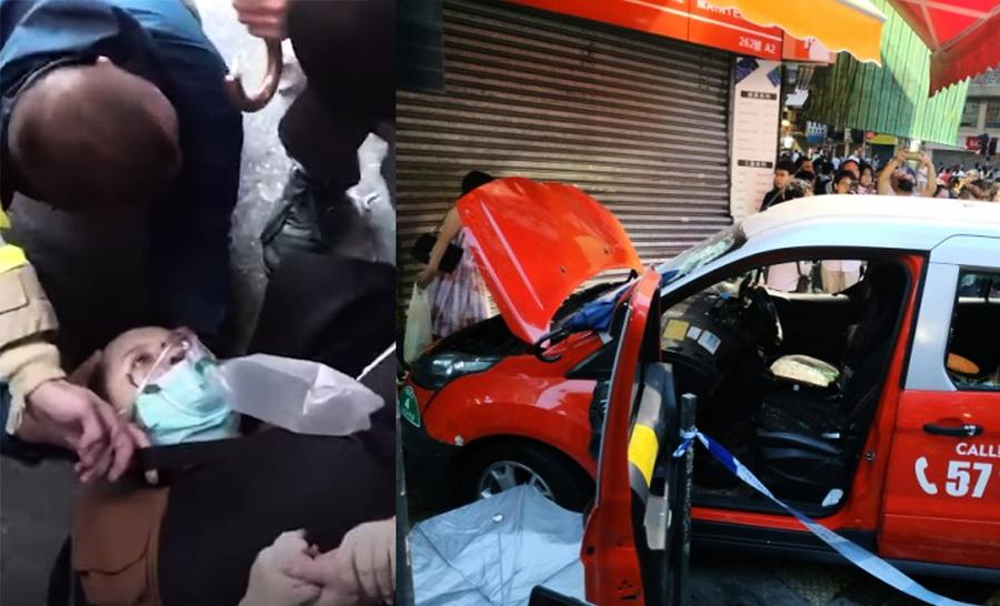 中共公開犒賞僱兇撞人司機五二萬