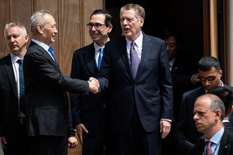 中美貿易談判 傳中方有意向做出非核心讓步