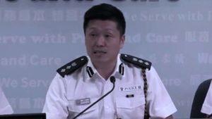 香港總警司突被「放大假」 傳移民美國遭拒