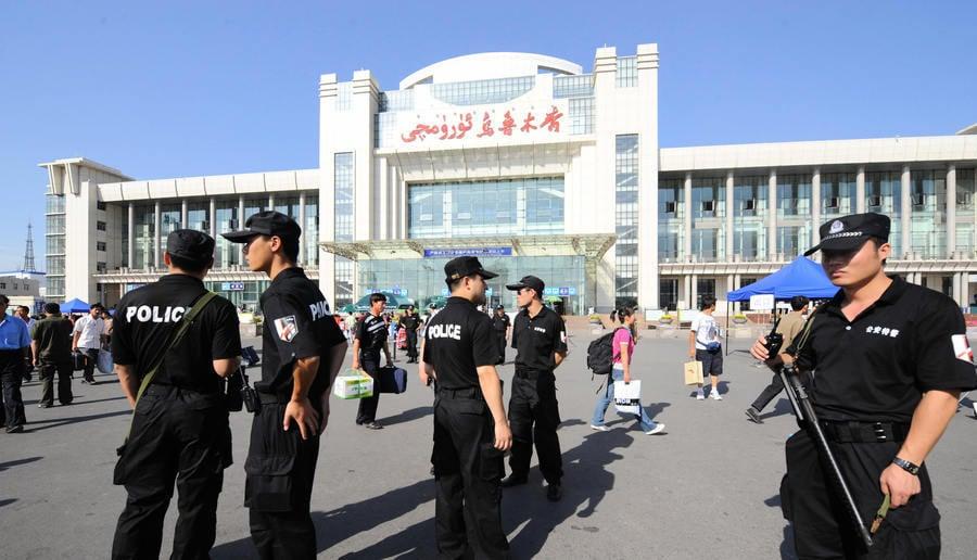 美國將新疆公安廳列黑名單  震懾香港警隊