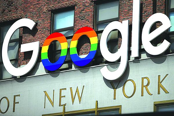 傳Google 將推5G 手機,領先美國手機品牌。(AFP)