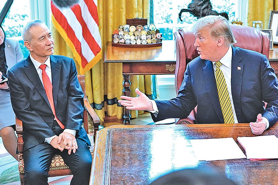 白宮討論抑制對華投資中方態度突然放軟