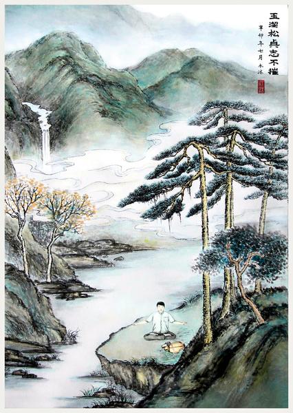 一個中國大學生 尋道之路