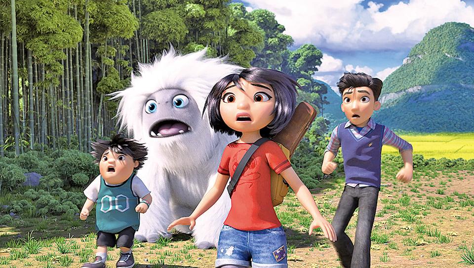 不想讓小雪怪雪寶再被人類捉住的阿怡,與兩位死黨阿靖、阿平合作幫雪寶躲避追捕,並幫牠返回家鄉聖母峰。