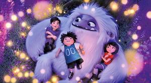 《長毛雪寶》 雪怪魅力滿分的可愛作品