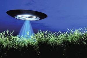 北卡出現一群不明飛行物體(UFO)影片網上走紅