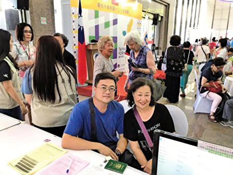 188位僑胞返台慶雙十讚「台灣成長有目共睹」