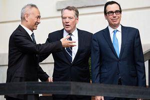 貿易談判進展很順利 特朗普周五下午見劉鶴