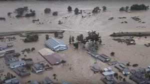 海貝思強襲日本 河川潰決釀10死16失蹤逾百傷
