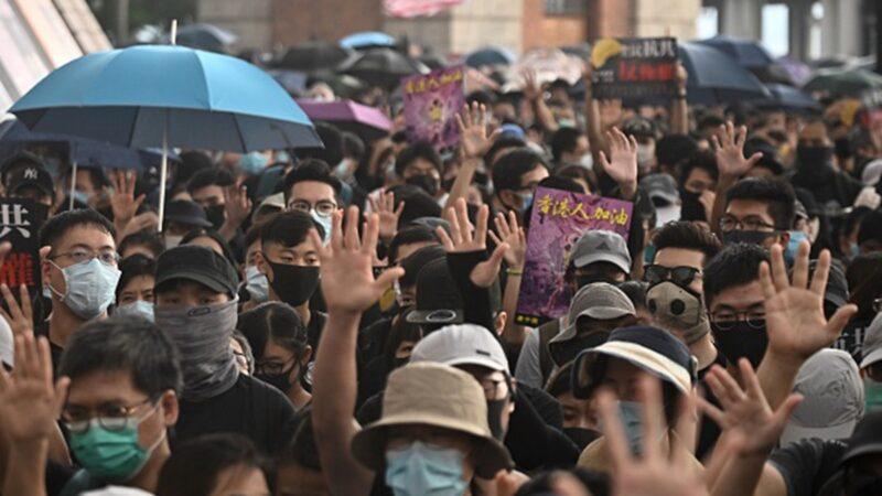 美國議員泰德.克魯茲10月12日透露,林鄭想和他秘密會晤被拒絕。(PHILIP FONG/AFP via Getty Images)