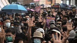 美議員:林鄭月娥想秘密會晤被拒 她恐懼香港抗爭者