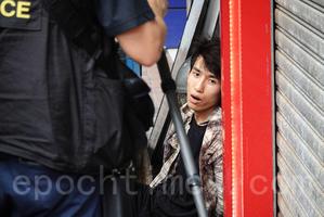 全港18區聚集 警察多區抓捕抗爭者