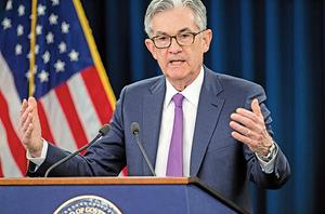 十月中Fed啟動購債 每月達六百億美元