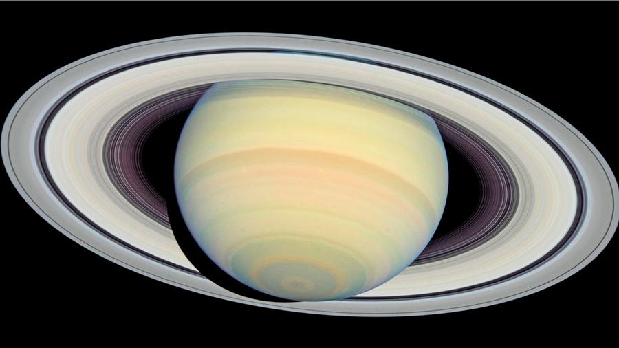新增20顆衛星 土星超過木星成「衛星之王」