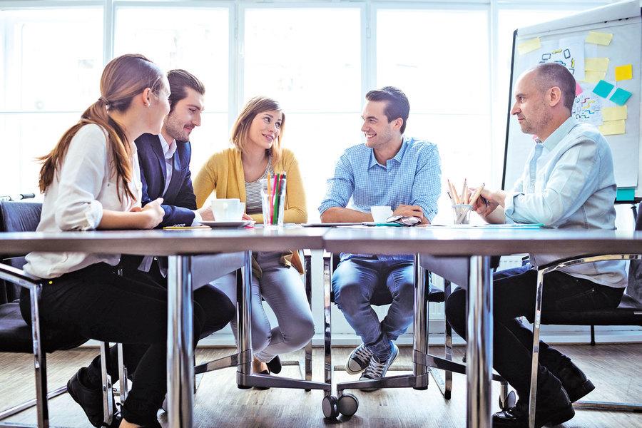 十一個溝通技巧 營造健康職場