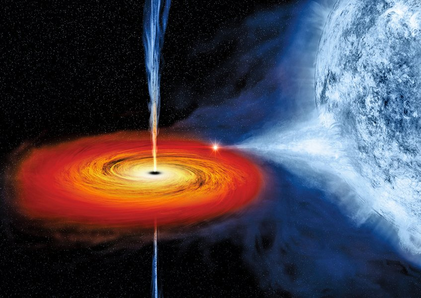 黑洞探索新目標:為黑洞錄影