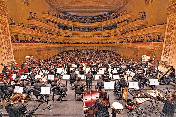 紐約卡內基音樂廳連演兩場 神韻交響樂獲讚「天籟之音」