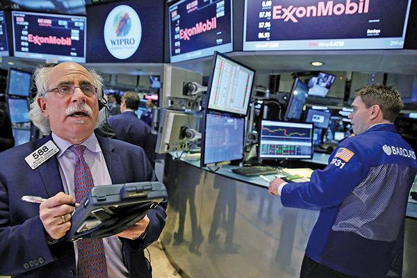 美投資者轉向低風險股票