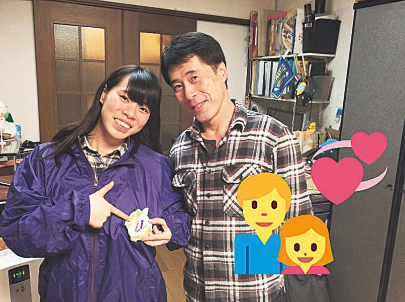 爸爸的飯盒世界第一! 爸爸為女兒準備飯盒感動全日本