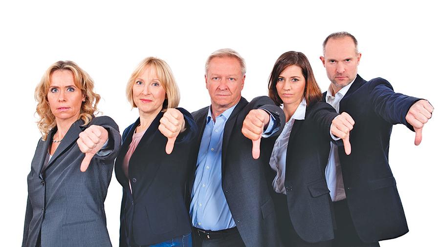 八個不良工作習慣毀掉職業生涯