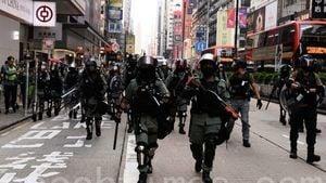 國民黨前高層:香港是習江戰場,習不是省油燈