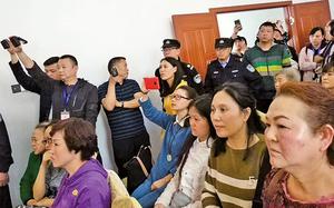貴陽教會聚會遭公安衝擊