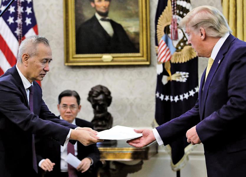 中美都未排除變數 第一階段貿易協議疑點重重