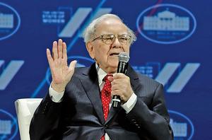 巴菲特捐388億美元居慈善富豪之首