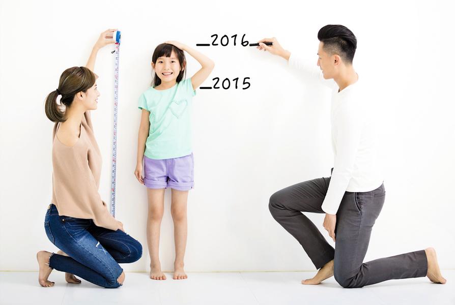 掌握生長曲線孩子發育免緊張