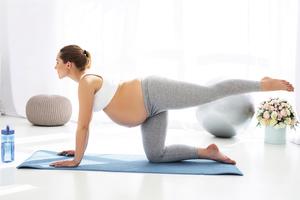 懷孕後健身會動胎氣嗎?