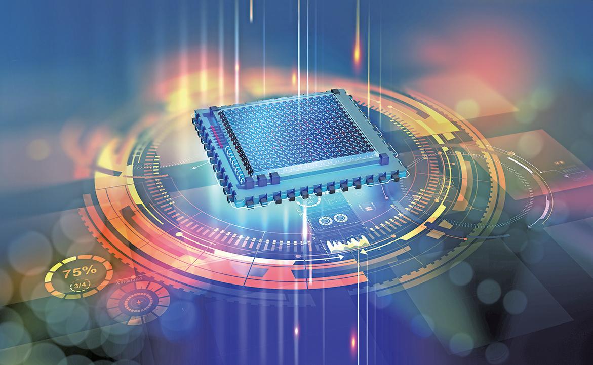 麻省理工學院研究稱,首次觀測到一種奇異的物理現象,有助於量子電腦在容錯性上實現突破。(Shutter Stock)