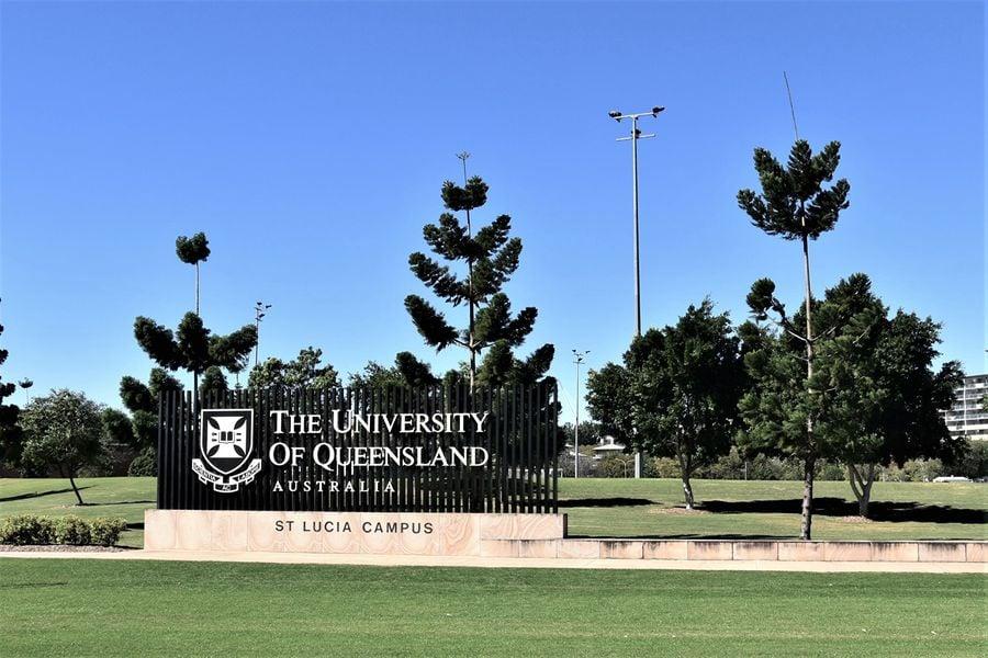昆士蘭大學St Lucia校區。(楊裔飛/大紀元)