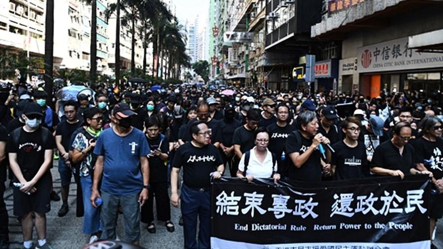 香港法案威力多大?中港高官噩夢將臨