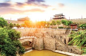 中華傳統文化之嘆——古城劫(上)
