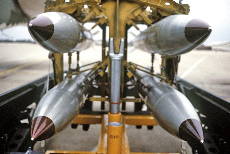傳美計劃移除存放土耳其幾十枚核彈
