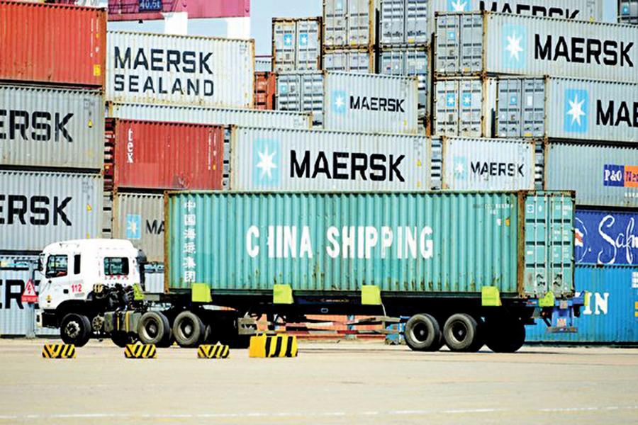 大陸外貿數據凸顯內需疲弱產業外移