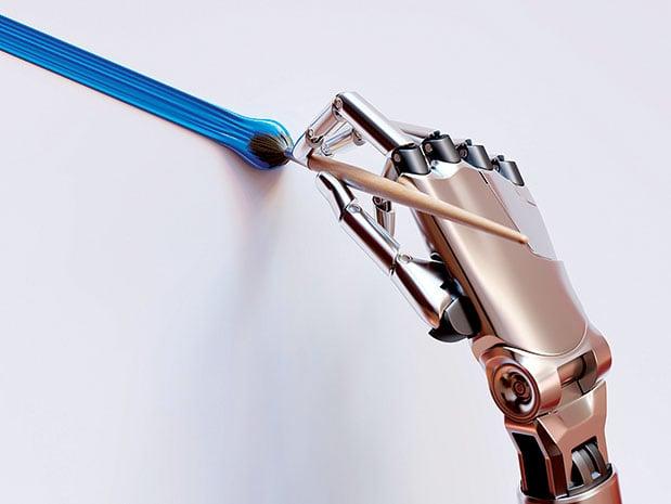 AI喜歡甚麼顏色?這個最終是開發「它」的人做出的「決定」。(Shutterstock)
