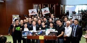 民主派回應民陣召集人岑子杰被襲 用恐嚇阻撓「和理非」走上街頭計謀「不會達成」