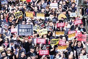 讓香港真相傳遍全世界
