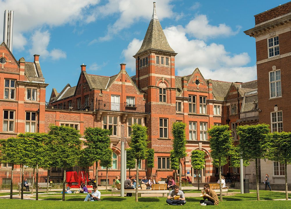 The University of Law英國校舍。(英國法律大學官網)