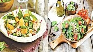 排名公開!適合拌沙律的綠葉菜