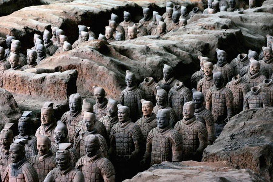 陝西當局預在秦始皇陵旁建酒店?網民炮轟