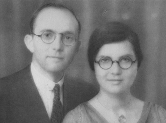 被撕票的美籍傳教士師達能夫婦。(網絡圖片)