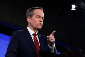 澳工黨承認聯盟黨贏得大選 肖頓仍留任黨魁
