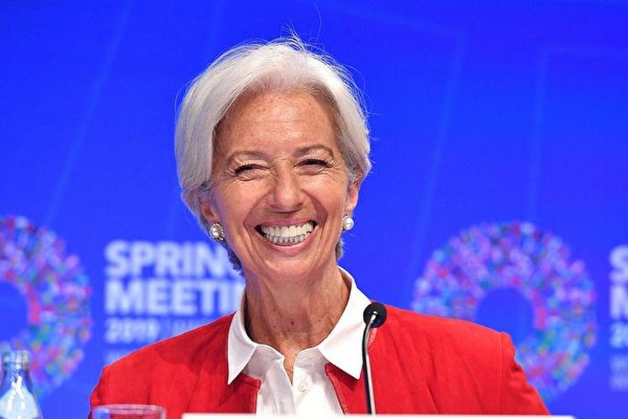 歐盟成員國正式通過任命拉加德為歐洲央行新行長。(MANDEL NGAN/AFP/Getty Images)