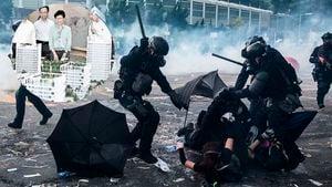 準備後路?香港警察擬在廣東建退休社區