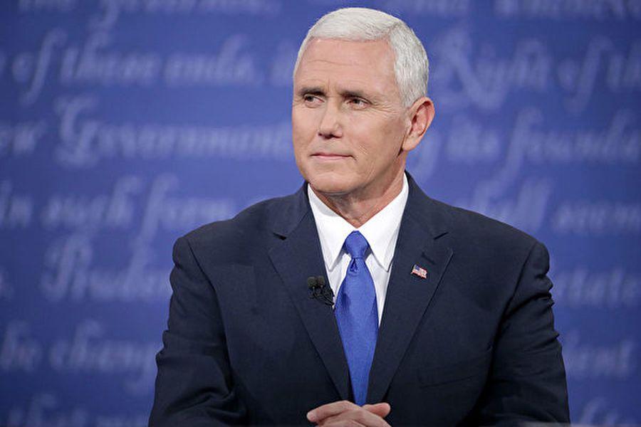 據白宮官員消息,美國副總統彭斯將在下周四(10月24日)發表對華政策演講。(Chip Somodevilla/Getty Images)