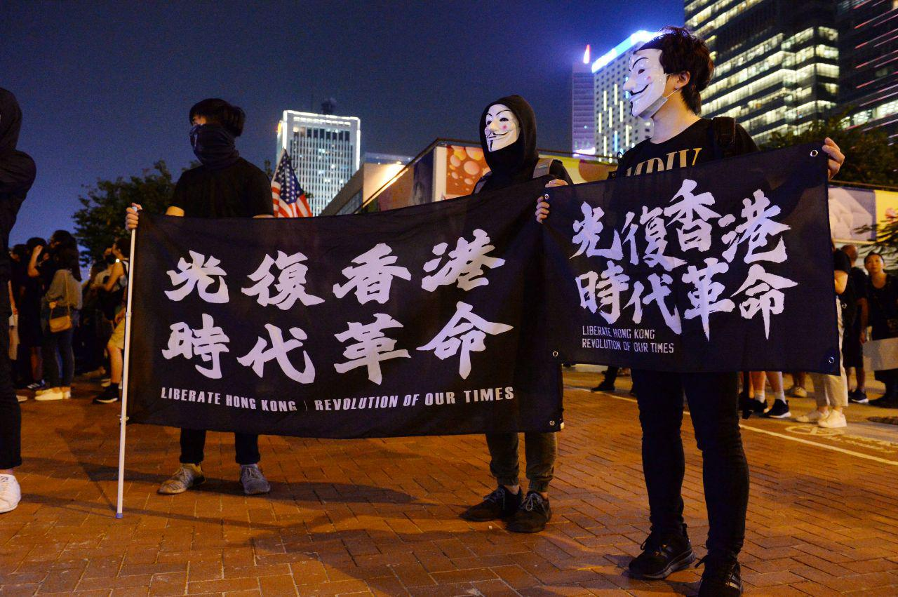 光復香港 時代革命 (宋碧龍 / 大紀元)